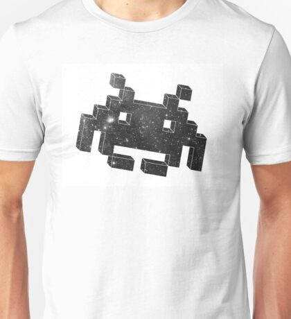 Invader in Space Unisex T-Shirt