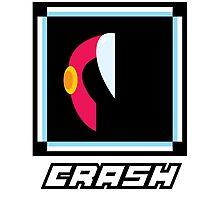 Robot Master - Crash Photographic Print