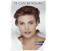 IT CAN BE YOURS: Beauty Poster