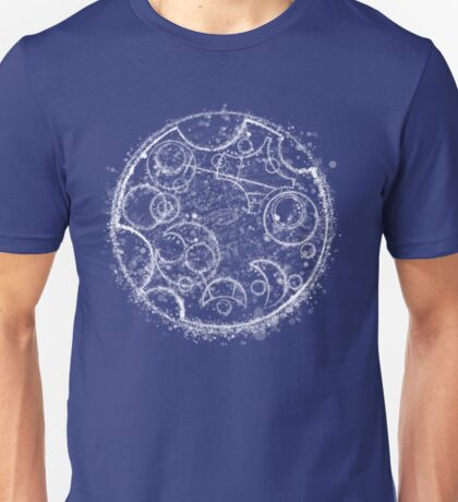 We Are All Stories in the End - Gallifreyan Constellation Unisex T-Shirt