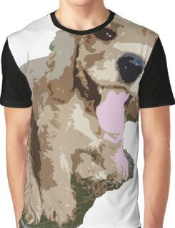 Spaniel Pup Graphic Graphic T-Shirt