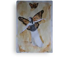 Monarch Canvas Print