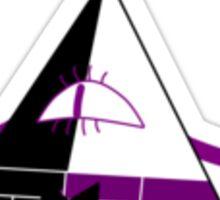 Demisexual Bill Sticker