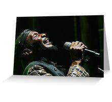 The wonderful Jimmy Cliff 4 (c)(t) by expressive photos ! Olao-Olavia by Okaio Créations  Greeting Card