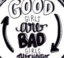 5SOS-GOOD GIRLS Sticker