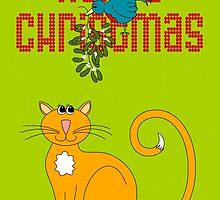 Happy Christmas in Red by georgiegirl