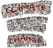Climate Change Photographic Print