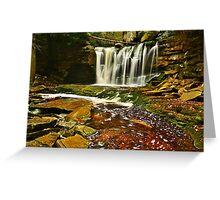 Elekala Falls #2 Greeting Card