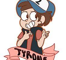 Tyrone by cluelesswonder
