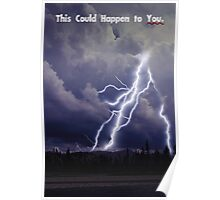 THIS COULD HAPPEN TO YOU: Storms Poster