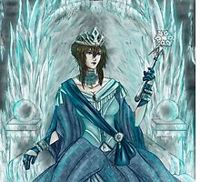 The Winter Queen by lianardonis