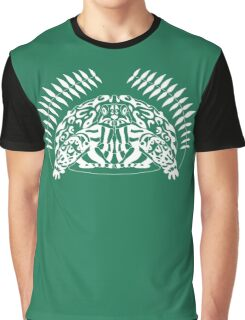 Chiller turtle Graphic T-Shirt