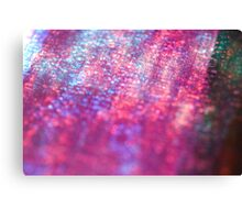 layers of color - two Canvas Print