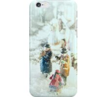 Concert In The Snow iPhone Case/Skin