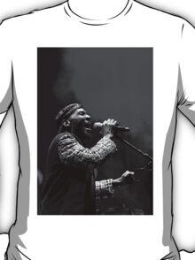 The wonderful Jimmy Cliff 7 (n&b)(h) by expressive photos ! Olao-Olavia by Okaio Créations  T-Shirt