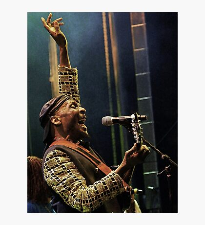 The wonderful Jimmy Cliff 8 (c)(h) by expressive photos ! Olao-Olavia by Okaio Créations  Photographic Print