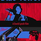 Blue Velvet by Jeff Clark