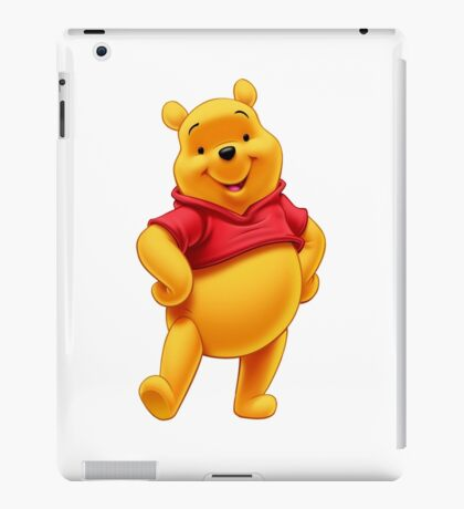 P00h! Bear iPad Case/Skin