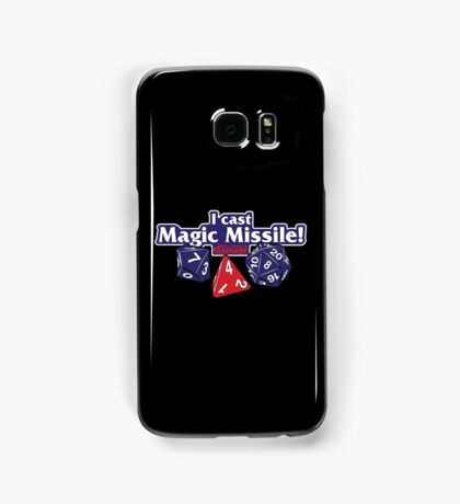 I Cast Magic Missile II Samsung Galaxy Case/Skin