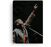 The wonderful Jimmy Cliff 9 (c)(h) by expressive photos ! Olao-Olavia by Okaio Créations  Canvas Print
