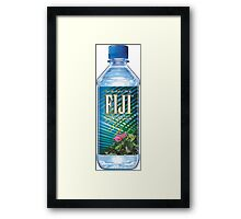 keep it fiji Framed Print