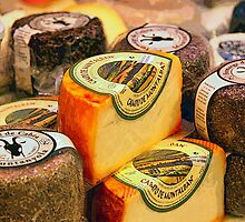 Cheese by Ruth Durose