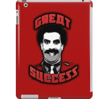 Borat - Great Success iPad Case/Skin