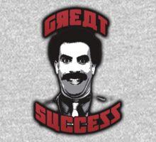 Borat - Great Success by gilbertop