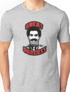 Borat - Great Success Unisex T-Shirt