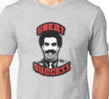 Borat - Great Success Unisex T-Shirt