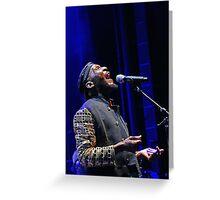 The wonderful Jimmy Cliff 10 (c)(h) by expressive photos ! Olao-Olavia by Okaio Créations  Greeting Card