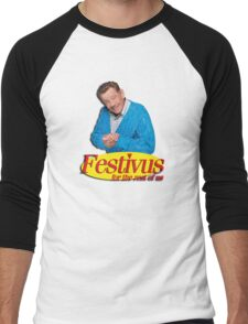 Frank Costanza - Festivus for the rest of us Men's Baseball ¾ T-Shirt