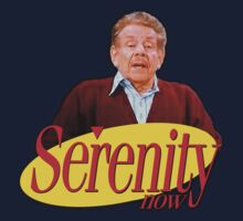 Serenity Now - Frank Costanza by gilbertop