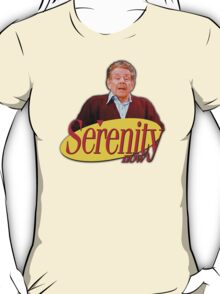 Serenity Now - Frank Costanza T-Shirt