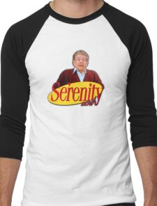 Serenity Now - Frank Costanza Men's Baseball ¾ T-Shirt