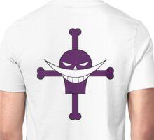 Ace Whitebeard Pirate Tattoo Unisex T-Shirt