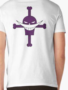 Ace Whitebeard Pirate Tattoo T-Shirt