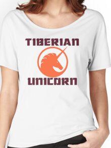 tiberian unicorn Women's Relaxed Fit T-Shirt