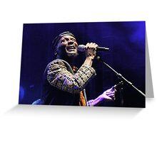 The wonderful Jimmy Cliff 11 (c)(t) by expressive photos ! Olao-Olavia by Okaio Créations  Greeting Card