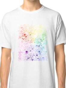 Complete Kanto and Johto Rainbow Classic T-Shirt