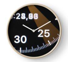 arrow running stopwatch Clock