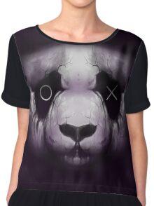 XO Panda Chiffon Top