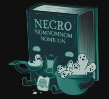 Necronomnomnomnomicon Kids Clothes