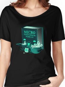 Necronomnomnomnomicon Women's Relaxed Fit T-Shirt