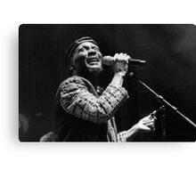 The wonderful Jimmy Cliff 11 (n&b)(t) by expressive photos ! Olao-Olavia by Okaio Créations  Canvas Print