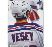Jimmy Vesey iPad Case/Skin