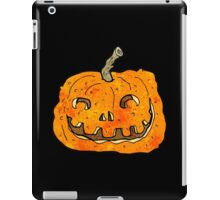 halloween pumpkin iPad Case/Skin