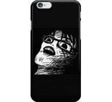 Gag with glasses iPhone Case/Skin