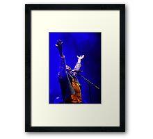The wonderful Jimmy Cliff 12 (c)(h) by expressive photos ! Olao-Olavia by Okaio Créations  Framed Print