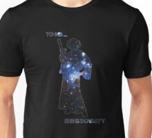 To me, she is royalty Unisex T-Shirt